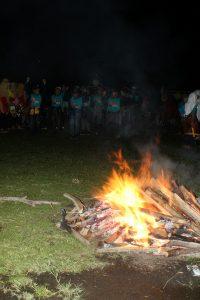 Pembakaran Api Unggun